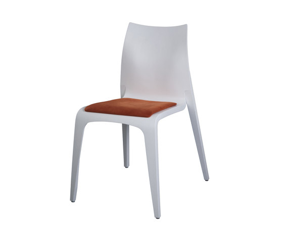 Flow chair by Plycollection | Visitors chairs / Side chairs