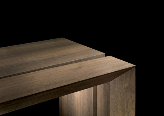 K-Table 2 boards by HENGE | Dining tables