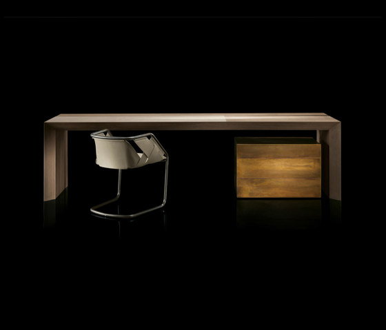 K-Table 2 boards desk use by HENGE | Desks