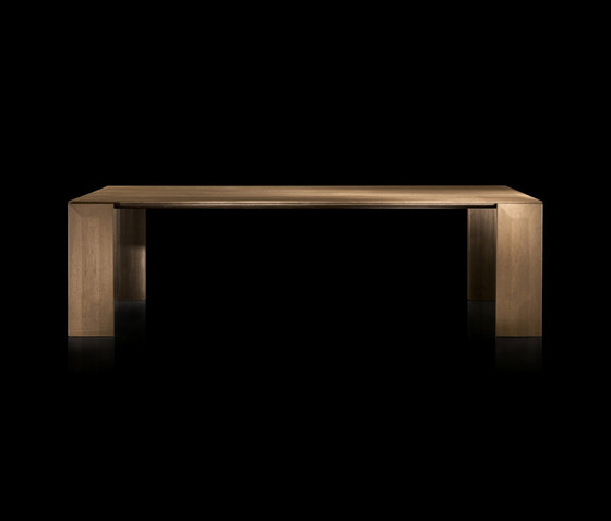 LY-Table - Wood by HENGE | Dining tables