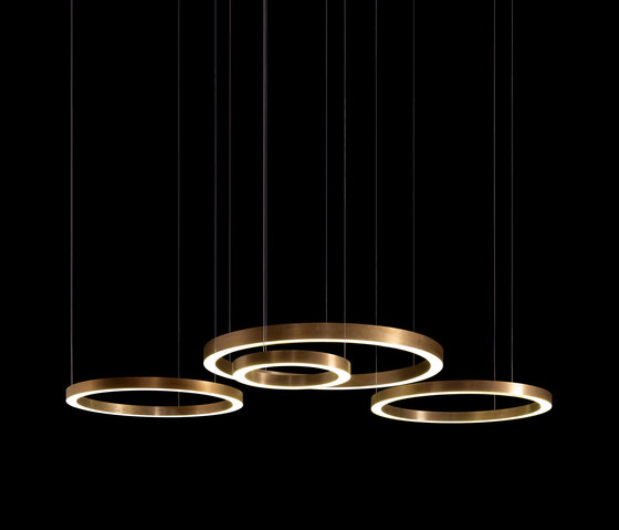 Light Ring Horizontal di HENGE | Illuminazione generale