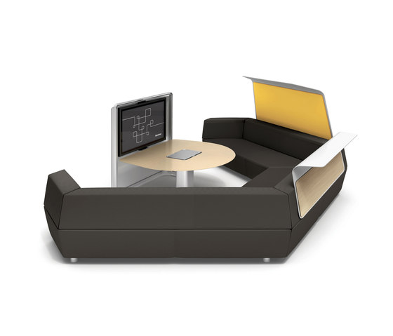 media:scape Lounge by Steelcase | Sofas