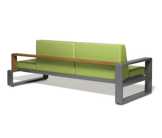 Kama Modular Dyvan by EGO Paris | Garden sofas