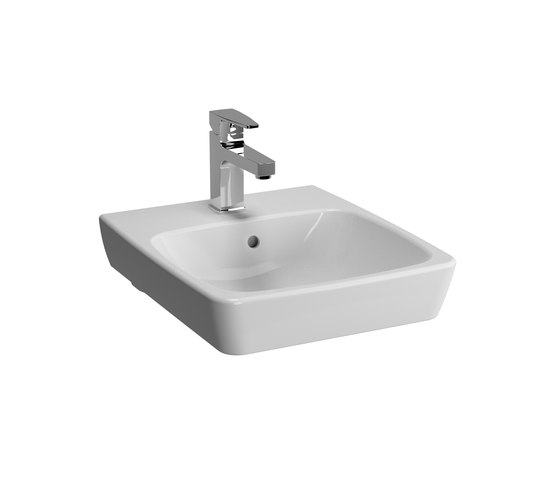 Metropole Cloakroom basin di VitrA Bad | Lavabi / Lavandini