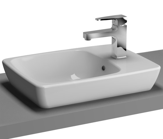 Metropole Counter washbasin by VitrA Bad | Wash basins