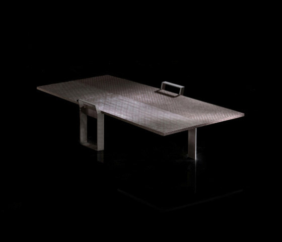Nomad Table di HENGE | Tavolini salotto