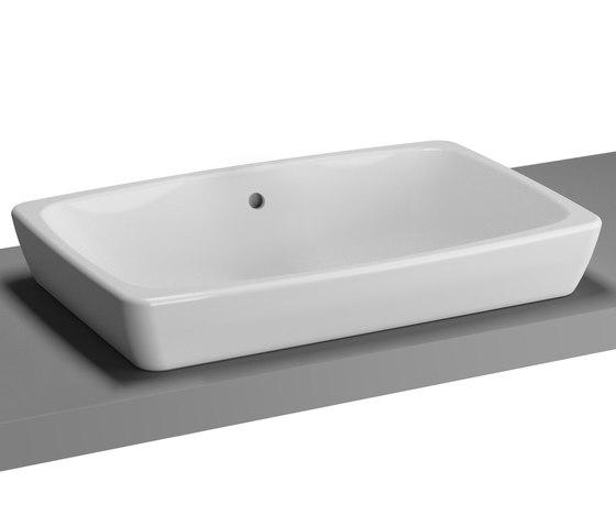Metropole Aufsatzwaschtisch von VitrA Bad | Waschtische