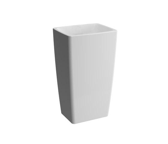 Metropole Monobloc washbasin by VitrA Bad | Wash basins