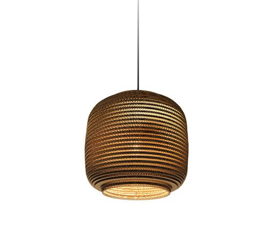 Ausi14 Natural Pendant by Graypants | General lighting