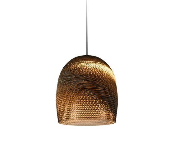 Bell10 Natural Pendant by Graypants | Suspended lights