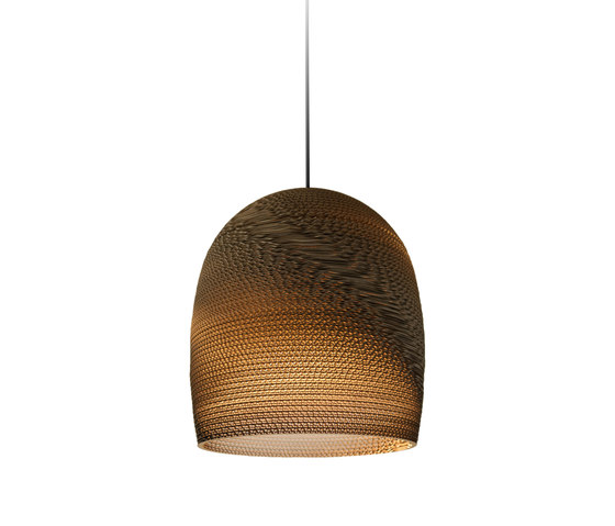 Bell16 Natural Pendant by Graypants | Suspended lights