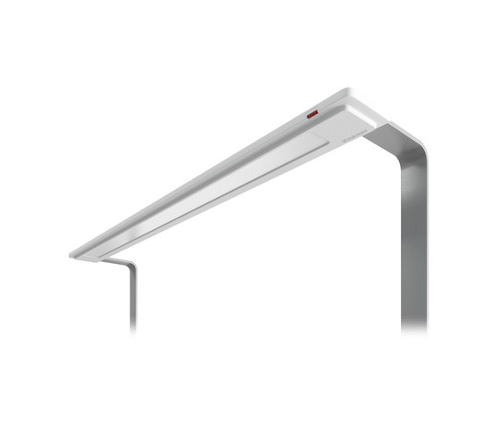1+1 LED Personal task light by Steelcase | Task lights