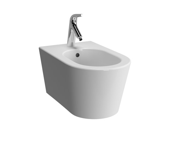 Options Nest Wall hung bidet by VitrA Bad | Bidets