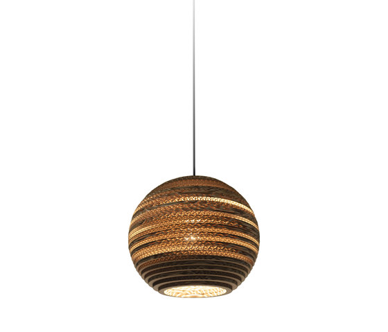 Moon10 Natural Pendant by Graypants | Suspended lights