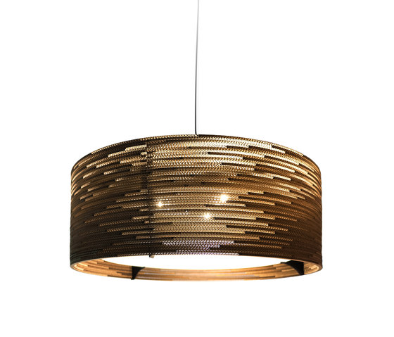 Drum36 Natural Pendant by Graypants | Suspended lights