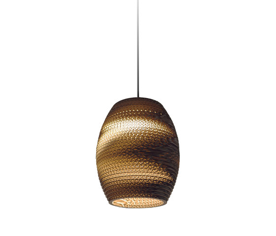 Oliv Natural Pendant by Graypants | General lighting