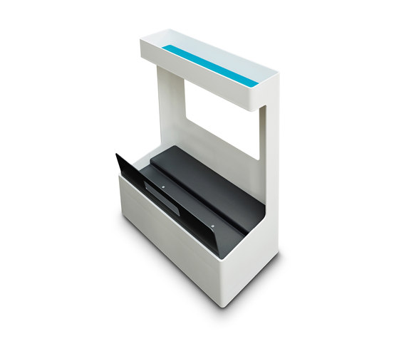 1+1 Welcome Tools by Steelcase | Storage boxes