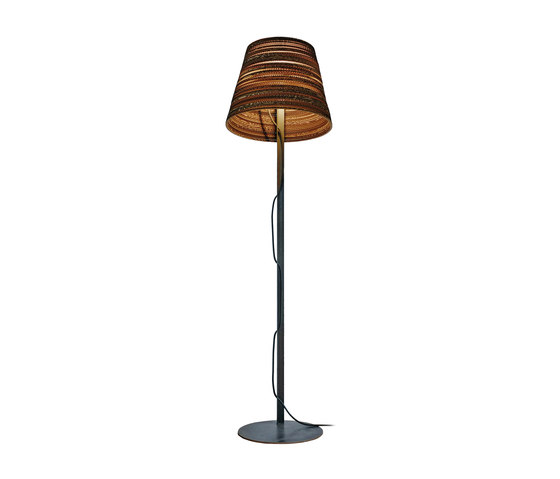 Tilt Natural floor lamp by Graypants | General lighting