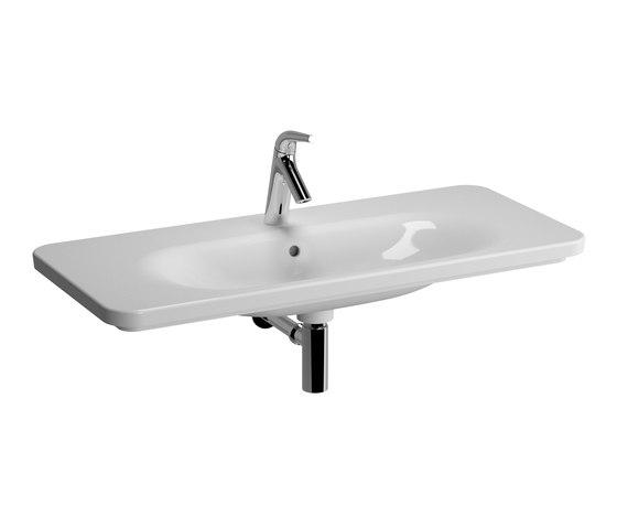 Nest Counter washbasin by VitrA Bad | Wash basins