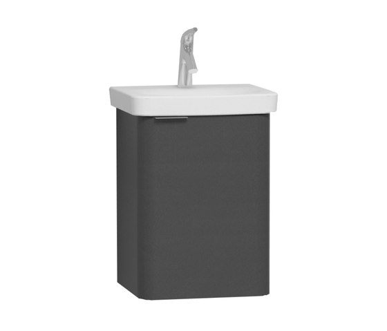 Nest Vanity unit for guest cloakroom by VitrA Bad | Vanity units