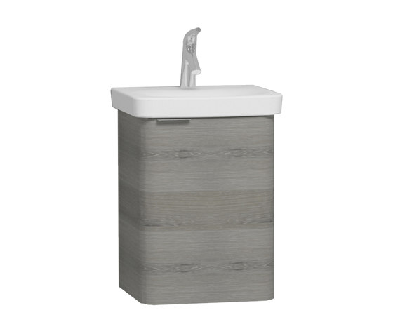 Nest Vanity unit for guest cloakroom de VitrA Bad | Meubles sous-lavabo