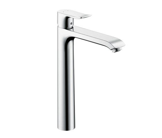 Hansgrohe Metris Miscelatore monocomando per catino 260 mm di Hansgrohe | Rubinetteria per lavabi