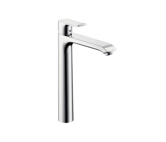 hansgrohe Metris Single lever basin mixer 260 without waste set for washbowls di Hansgrohe | Rubinetteria per lavabi