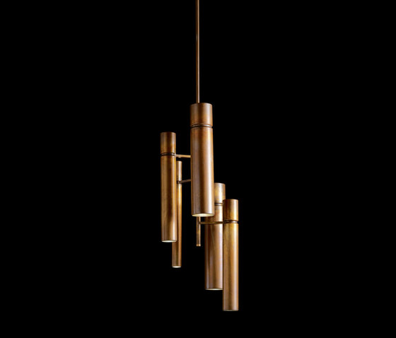 Tubular Light de HENGE | …de metal