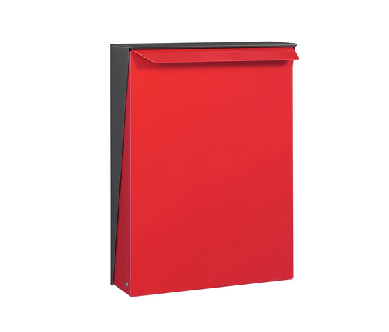 Letterbox | S-box | steel by Serafini | Mailboxes