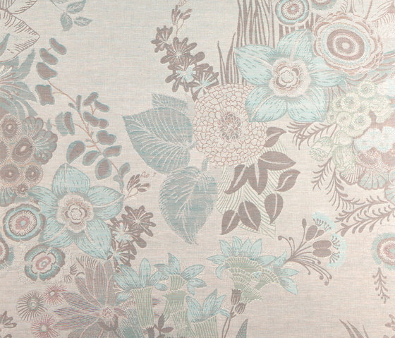 Botanic  113021 Botanic Magnolia by ASANDERUS | Wall coverings / wallpapers