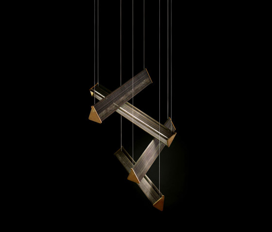 Y-Light by HENGE | Pendant strip lights