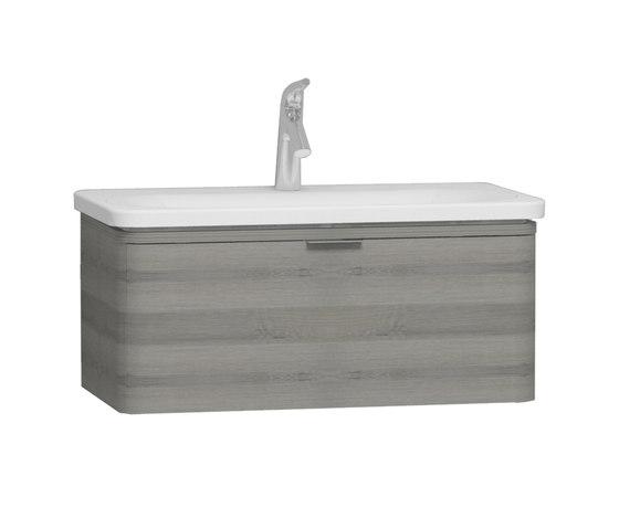 Nest Vanity unit di VitrA Bad | Mobili lavabo