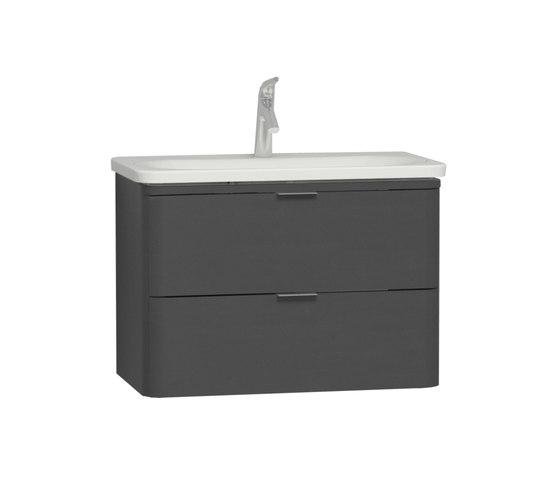 Nest Vanity unit de VitrA Bad | Armarios lavabo