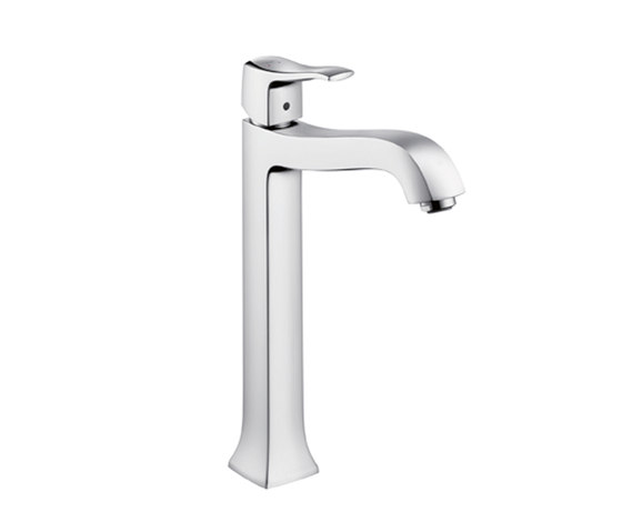 Hansgrohe Metris Classic Single Lever Basin Mixer DN15 for wash bowls by Hansgrohe | Wash-basin taps