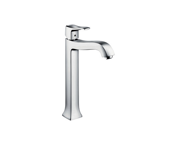 hansgrohe Metris Classic Single lever basin mixer 250 with pop-up waste set for washbowls di Hansgrohe | Rubinetteria per lavabi