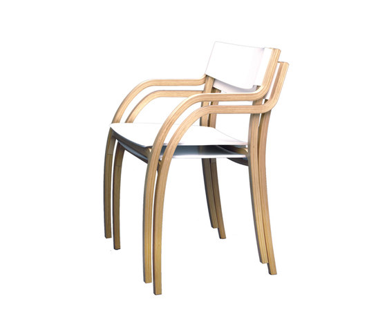 Twiggy chair by Plycollection | Visitors chairs / Side chairs