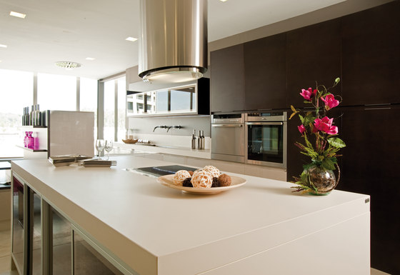 Kitchen | Colorfeel Avorio by Neolith | Ceramic tiles