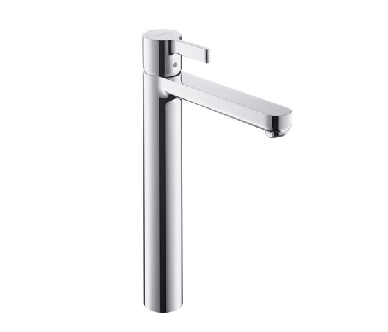Hansgrohe Metris S Single Lever Basin Mixer DN15 for wash bowls by Hansgrohe | Wash-basin taps