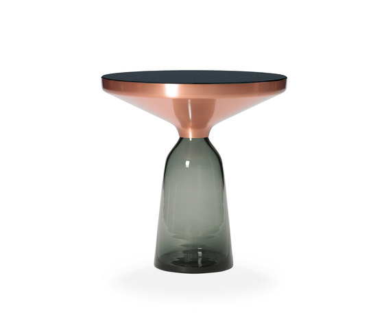 Bell Side Table Copper de ClassiCon | Mesas auxiliares