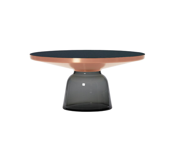 Bell Coffee Table - Copper by ClassiCon | Coffee tables
