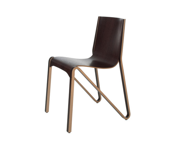 Zesty chair di Plycollection | Sedie multiuso