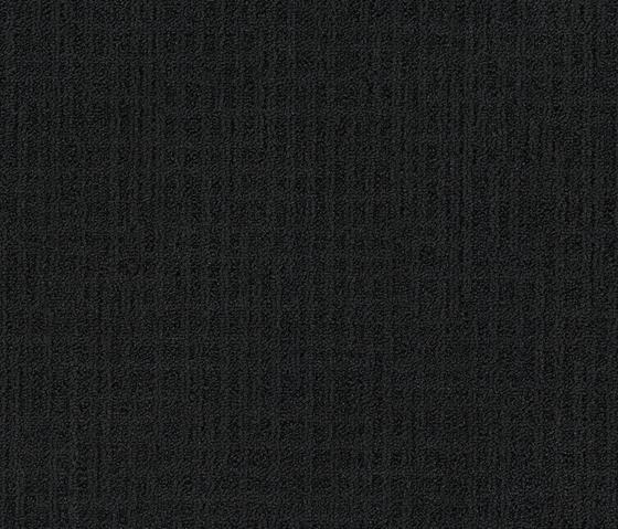 Monochrome 346697 Black by Interface | Carpet tiles