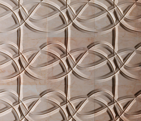 Le Pietre Luminose | Naos by Lithos Design | Natural stone panels