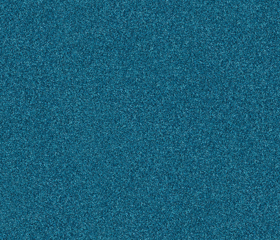 Polichrome 7593 Oriental Blue di Interface | Quadrotte / Tessili modulari