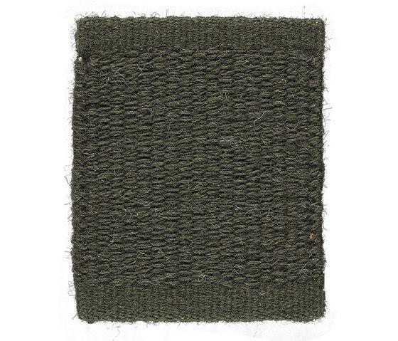 Häggå Uni | Dark Umbra 3013 by Kasthall | Rugs / Designer rugs