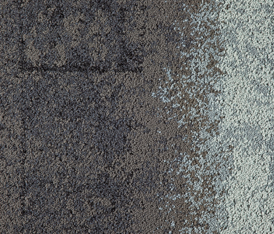 Urban Retreat 101 Granite/Lichen 327113 by Interface | Carpet tiles