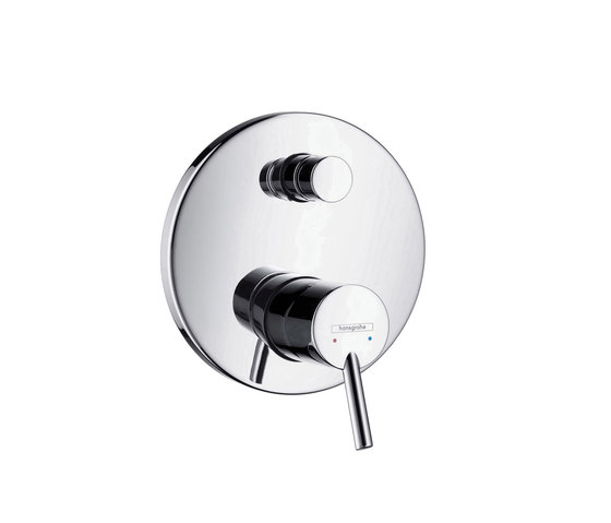 hansgrohe Talis S Single lever bath mixer for concealed installation by Hansgrohe | Bath taps