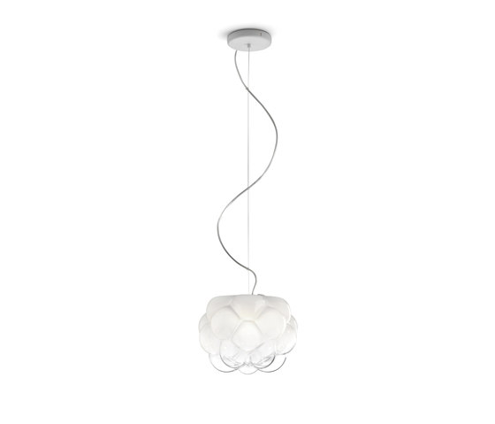 Cloudy F21 A01 71 by Fabbian | Suspended lights