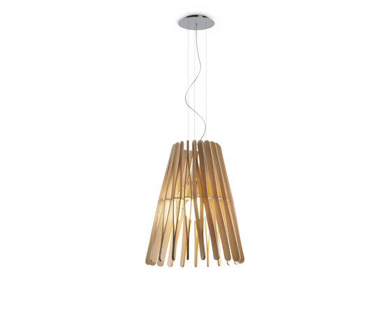 Stick F23 A03 69 by Fabbian | Suspended lights