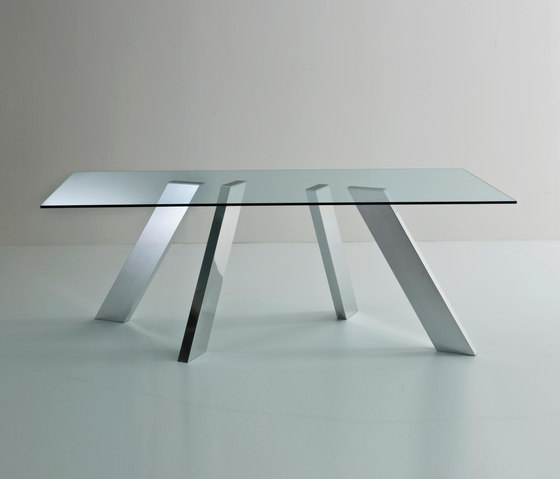 Fix A rectangular table von Former | Esstische